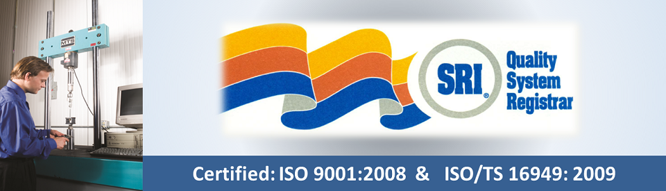 Pro Shear Corp ISO-TS Certification