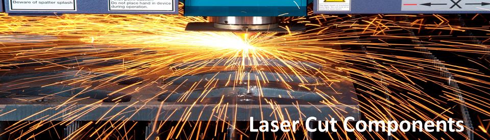 Pro Shear Corp Laser Cut Components